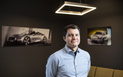 How a Louisville company aims to make electric cars cost less and drive farther using technology from CU