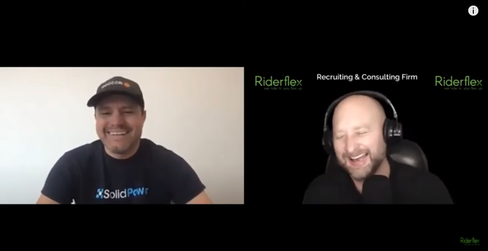 Riderflex: Doug Campbell provides advice for entrepreneurs