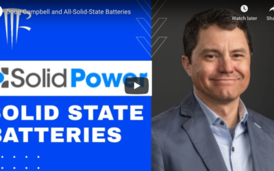 The Limiting Factor – Doug Campbell and All-Solid-State Batteries